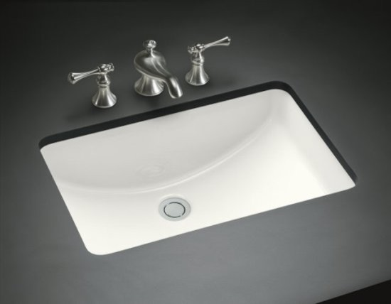 Kohler Undermount Bathroom Sinks : Kohler Ladena Sinks - Bathroom Sinks - by Kohler