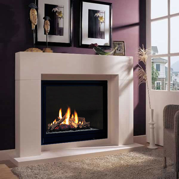 Marble Fireplace Mantels Hollywood Modern Fireplace Mantels Other Metro By