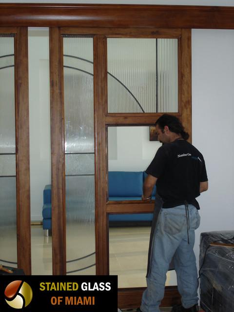 Interior Sliding Door modern