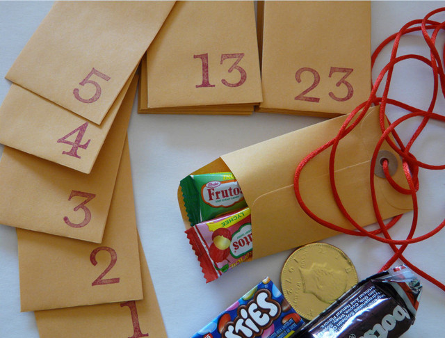 Countdown to Christmas an Advent Calendar Kit by Inspired Studio modern-christmas-decorations