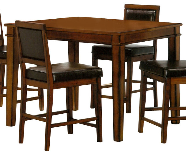 canterbury bryant 40 x 48 inch counter height table traditional dining tables by beyond stores. Black Bedroom Furniture Sets. Home Design Ideas