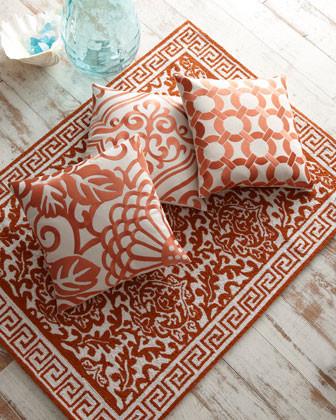 Geo Print Pillow traditional-decorative-pillows