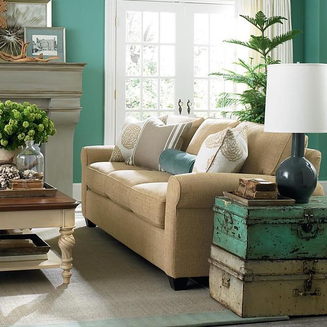Bassett Furniture Gallery transitional-sofas