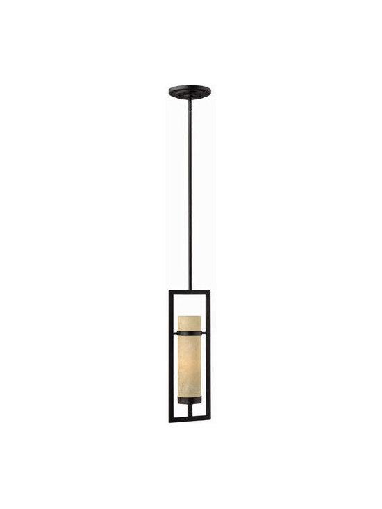 Hinkley Lighting 4097RI Mini-Pendant Mini-Pendant Cordillera Collection -