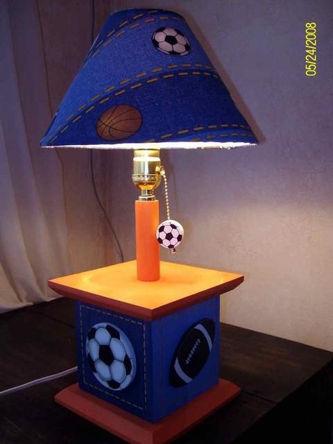 Innovative Kids Lamps Mermaid Princess Theme Table Lamp Children Light  Bedroom.