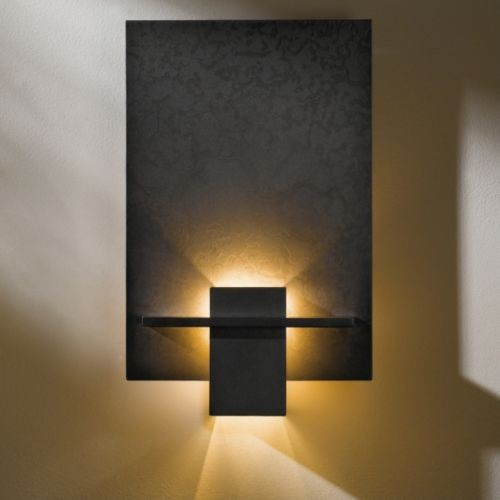 Aperture Wall Sconce No. 217510 by Hubbardton Forge - Contemporary - Wall Lighting - by Lumens