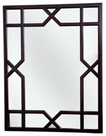 Dorothy Draper Collection Trellis Mirror traditional mirrors