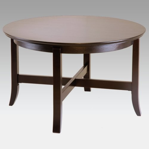 Troy Round Coffee Table modern-coffee-tables