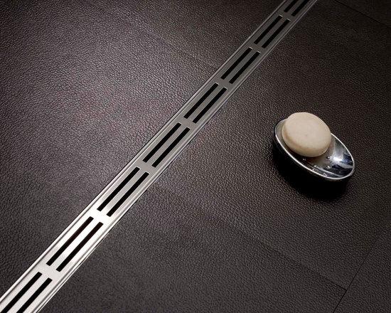 Horizontal Linear Drain Cover -