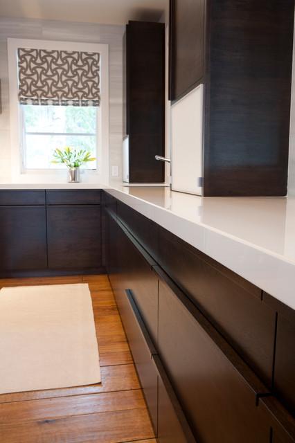 Ebony Kitchen Renovation contemporary-kitchen