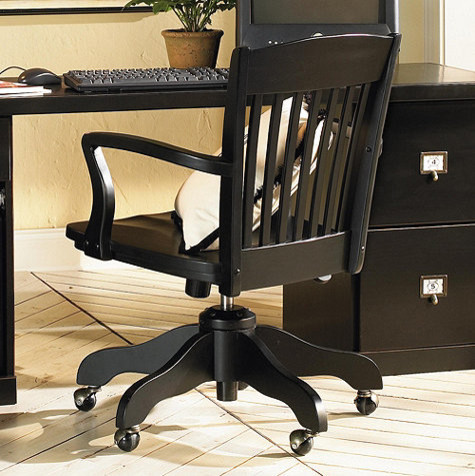 Brookwood Desk Chair traditional-task-chairs