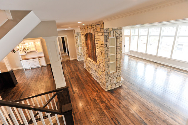 Shorewood traditional-staircase