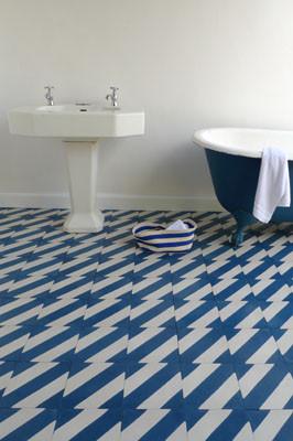 Popham Design contemporary-floor-tiles