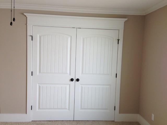 Trim around interior doors for Door trim designs interior