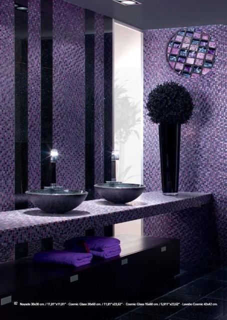 Nayade Dune Mosaic Mix Contemporary Tile