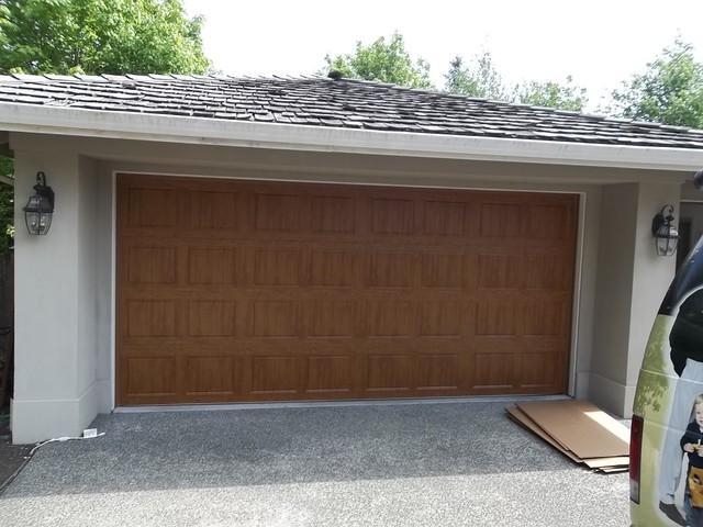 Recent Installations traditional-garage-doors-and-openers