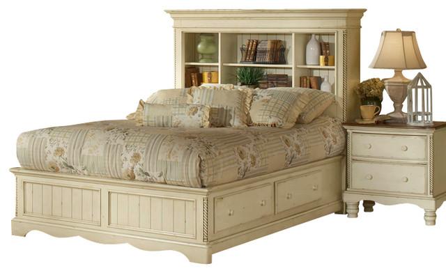 Wilshire Bedroom Furniture Collection Hillsdale Wilshire 4 Piece ...