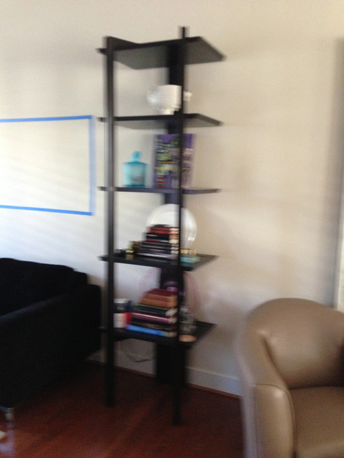 Help Me Decorate This Etagere