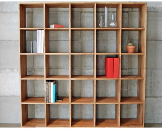 MASHstudios Bookcase - Browse titles easily on this clean, compartementalized Bookshelf by MASHstudios. Your literary collection speaks loudly; your furniture shouldn't.