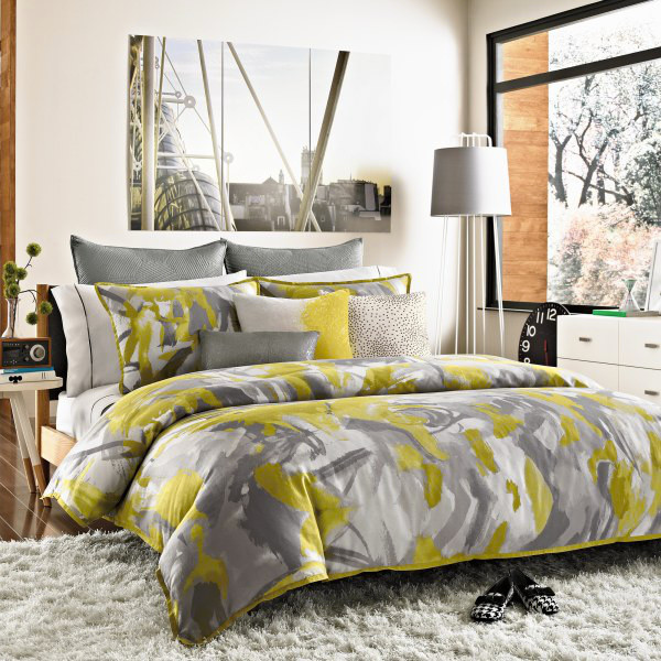 Bed Bath And Beyond Yellow Duvet Cover