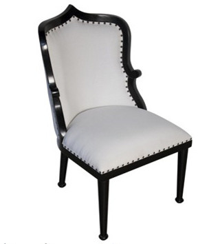 Monaco Side Chair contemporary-living-room-chairs
