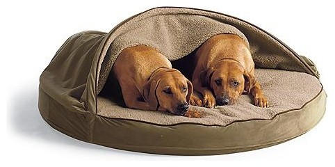 Sherpa Pet Den Dog Bed traditional-pet-care
