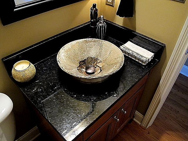 Handmade Pottery Sink Vessels Bathroom Sinks By Luxe