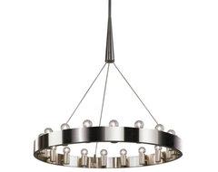 Candelaria Chandelier by Robert Abbey modern-chandeliers