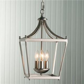 Simple Mini Pagoda Lantern - Asian - Pendant Lighting - by Shades of Light