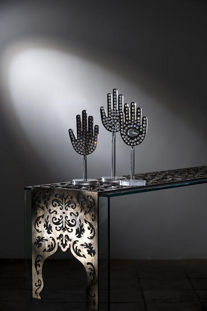 Anna Fresko - Glass Dresuar eclectic-coffee-tables