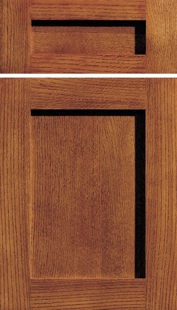 ... Craftsman Panel Cabinet Door Style traditional-kitchen-cabinets