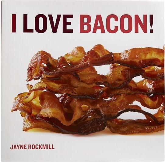 I Love Bacon modern-books