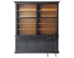 Versailles Bookcase traditional-bookcases