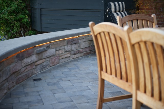 New Exterior Entertaining Area traditional patio