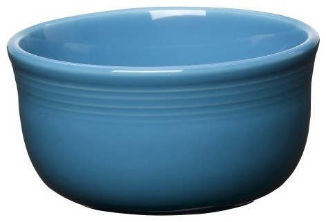 Fiesta Peacock Gusto Bowl 24 oz. - Set of 4 contemporary-bowls