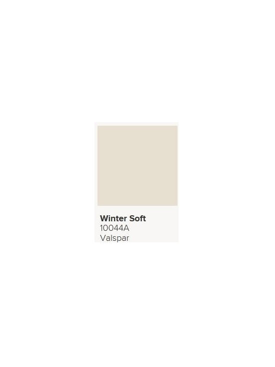 Jerilyn's Successful Paint Colors - My FAVORITE for a ceiling color. It truly is soft! By Valspar.