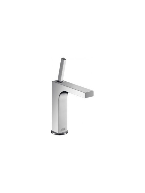 Hansgrohe Axor Citterio Single-Hole Faucet 39031001 - Ceramic cartridge