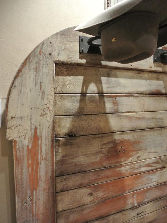 Reproduction Depot Bench -