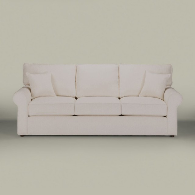 Retreat sofa roll arm 93quot traditional sofas by ethan for Retreat sectional sofa ethan allen