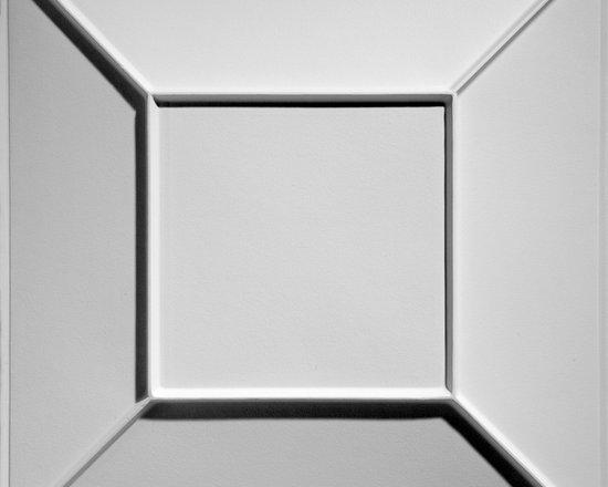 Convex Ceiling Tiles -