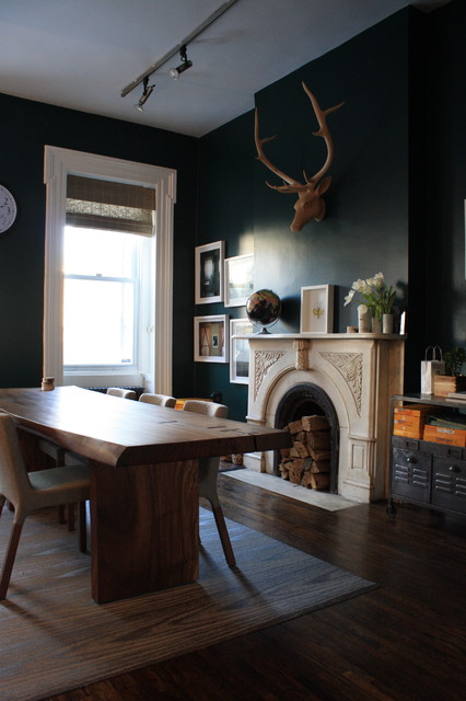Cobble Hill eclectic-dining-room