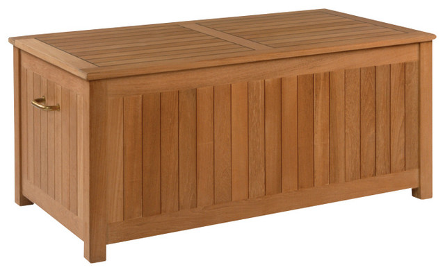 Cushion Box - By Kingsley Bate traditional-patio-furniture-and-outdoor-furniture