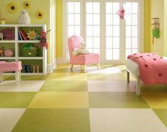 Marmoleum Linoleum Flooring by Forbo eclectic-flooring