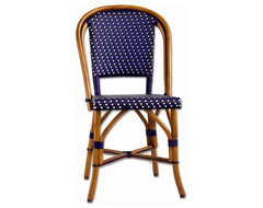 Brasserie Rattan Chair mediterranean dining chairs and benches