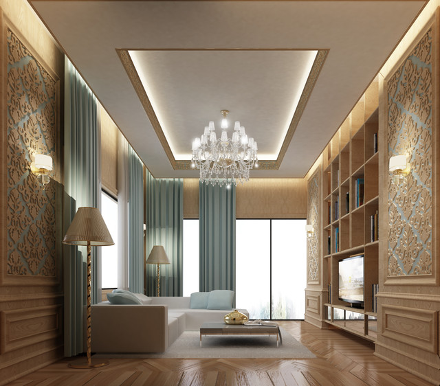 Private Palace Interior Design Dubai Uae