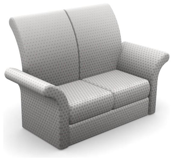 Custom Furniture contemporary-love-seats