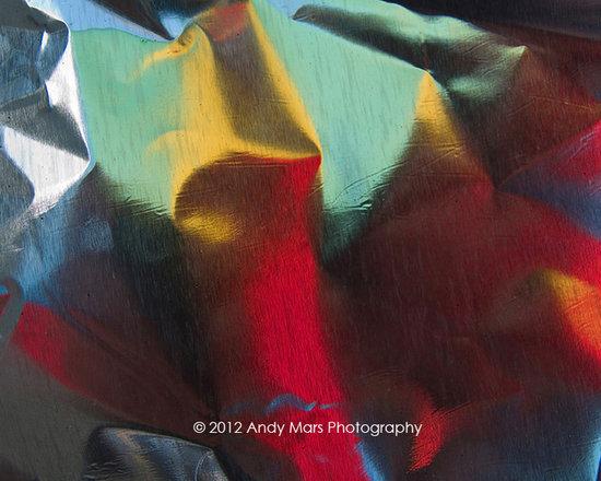 Abstract Colorful Foil - Abstract Colorful Foil © Andy Mars Photography