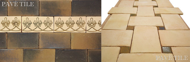 South beach 1930 outdoor living european terra cotta tile for 1930 floor tiles