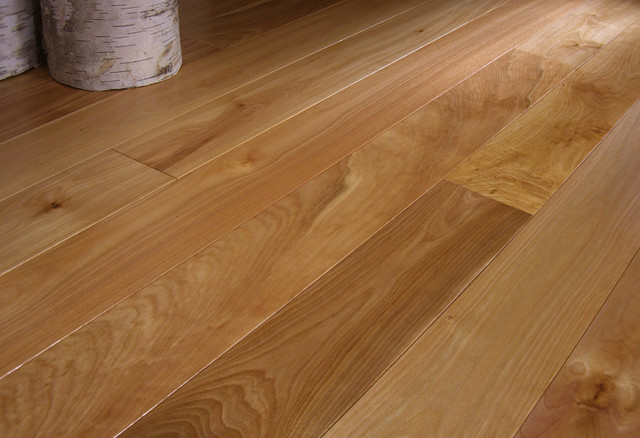Maine traditions prefinished red birch antique hardwood Reclaimed wood flooring portland