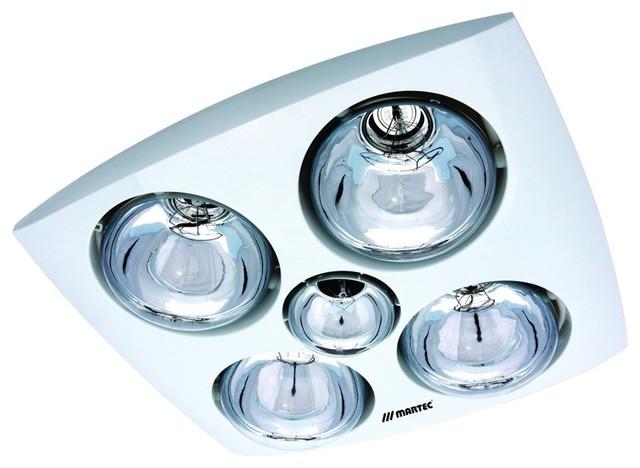 L2u 162 Martec Contour 4 3in1 Bathroom 4 Heat Light And